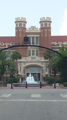 Westcott Building at Florida State University