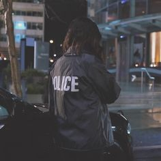 Law and Order Aesthetic