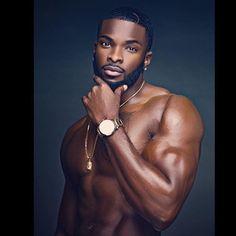 real good looking black man Black Man, Fine Black Men, Gorgeous Black Men, Hot Black Guys, Handsome Black Men, Fine Men, Beautiful Men, Black Boys, Handsome Man