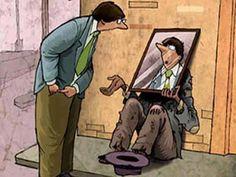 (Re)veja sua posição no mundo!