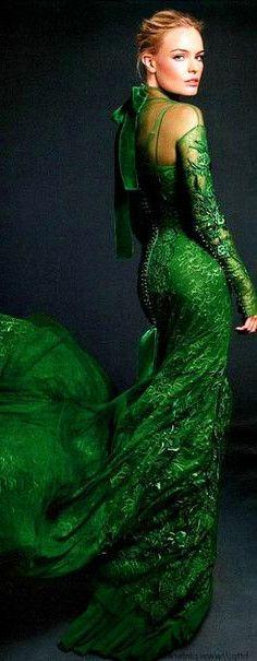 Emerald green ✿⊱╮
