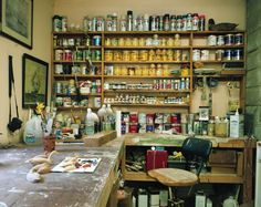 'Workspaces', an exploration into the places we make by Meggan Gould