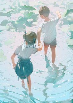 Best Price Anime Merchandise With FREE Worldwide Shipping! Art Inspo, Kunst Inspo, Art Anime, Anime Kunst, Art And Illustration, Pretty Art, Cute Art, Aesthetic Art, Aesthetic Anime