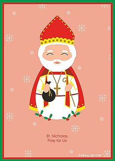 Looking for Saint Nicholas printables for your Catholic homeschool? Don't miss these free printables for toddlers, preschooler and early elementary kids. Saints For Kids, All Saints Day, Catholic Kids, Catholic Saints, Catholic Homeschooling, Patron Saints, St Nicholas Day, Saint Nicolas, Doll Home