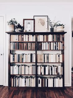 Bookcase With Ladder Home Decor Pinterest Maison Bibliotheque