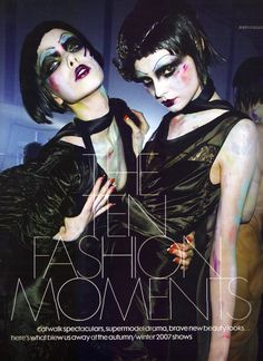 Pat McGrath Arty Dior Make up