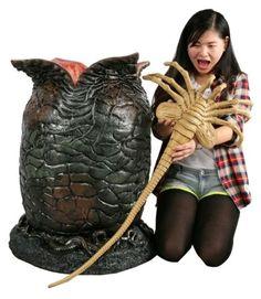NECA-Alien-Life-Size-Egg-amp-Facehugger