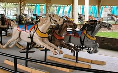 Take a Spin on the Most Beautiful, Hand-Crafted Carousels in the Nation | Travel | Smithsonian