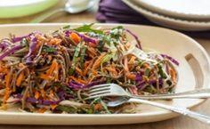 Rainbow Soba Salad