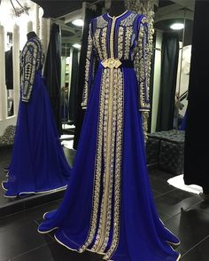 @romeo_haute_couture @sissiavecromeo من مجموعة روميو لي قفطان 2016