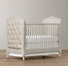 Colette Tufted Crib $1099 - $1149