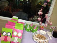 """Photo 6 of 44: Chic Owl / Birthday """"Stella is 1!"""" 