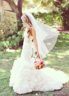 maybe this kind of veil?