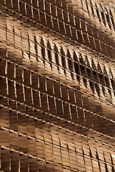 Admun Design & Construction Studio, Parham Taghioff · Cloaked in Bricks