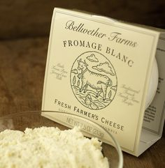 Graphis Branding 6, Designed by Mark Oliver, Inc. for Bellwether Farm