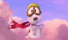 charlie brown and snoopy peanuts film trailer: charles m schulz ...