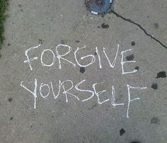 We can all understand that God forgives us. We often chalk it up to the