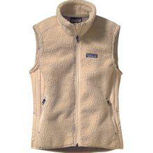 fuzzy patagonia vest. NEED