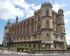 Château Vieux, le chateau de Saint-Germain-en-Lay