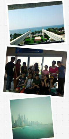 극단 서울(Theater Seoul) 월드투어 :: 2014 두바이  3) Tour