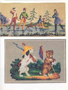 Вышивка ретро gallery-ru-33821383
