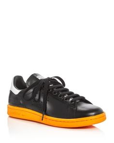 ade074abb63 Raf Simons for Adidas Women s Stan Smith Lace Up Sneakers