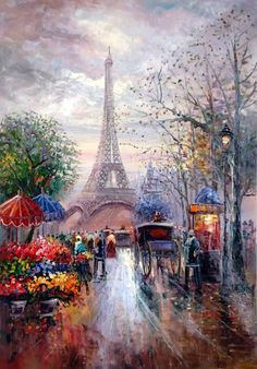 Paris ... Paris ... you dream of once again, to the ancient shores zovёsh .... Discussion on LiveInternet - Russian Service Online diary