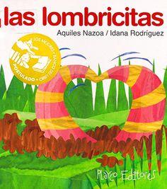 Este cuento rimado nos relata la historia de dos lombricitas enamoradas y su pequeño retoño que sufre las consecuencias de ser desobediente... #Venezuela #Humor #Relaciones #familiares #Animales #Lombrices #Grillos