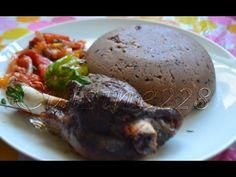 Pâte de haricot ~ djongoli ~ Recette togolaise - YouTube