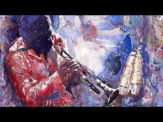 Jazz ( painting - Yuriy Shevchuk)