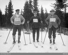 Stare fotki z Lillehammer i okolic | Dom na krańcu Wszechświata 2.0
