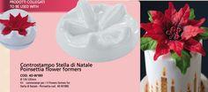 Stampi ad espulsione e venatori N : Controstampo stella di natale Italian Cake Art