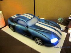viper II from Avalon Cakes