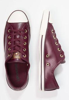 Converse CHUCK TAYLOR ALL STAR DAINTY CRAFT SL - Sneaker low - dark sangria/gold/egret für 59,95 € (27.12.17) versandkostenfrei bei Zalando bestellen.