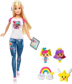 Barbie Video Game Doll