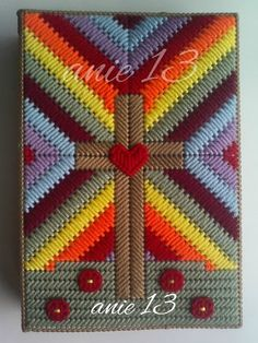 Bible Cover - Front