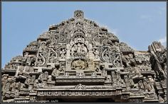 The Voice of Greenery - Trekking and Travelling in Western Ghats: Viranarayana Temple, Belavadi