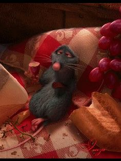 MMM......SUCK AN' BITE ICE, SO NICE! ....GONE BEFORE YOU BLINK TWICE!! ~c.c.c~<3 Ratatouille <3