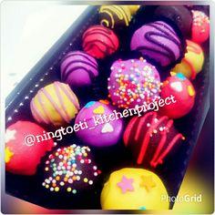 Browniepops...  Full chocolate...