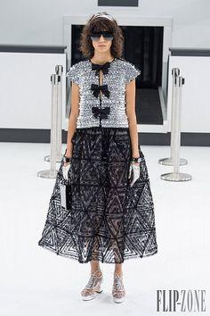Chanel Primavera-Verão 2016 - Prêt-à-porter