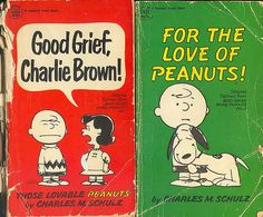 I don't believe my childhood would have been complete without the Peanuts - love you Charlie Brown, Snoopy, Woodstock and the whole gang.