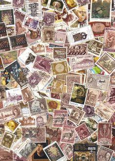 Почтовые марки - Другое - Открытки