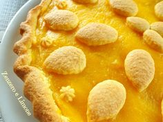 TORTA AL LIMONE | ricetta golosa | Zenzero e Limone