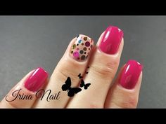 Tutorial cu bulinuțe colorate - YouTube Nails, Youtube, Finger Nails, Ongles, Nail, Youtubers, Youtube Movies, Nail Manicure