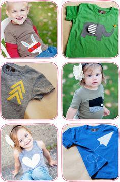 Cute kids shirt ideas