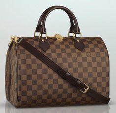 Louis Vuitton Speedy Bandouliere 30 (Speedy B)  Vegas!!! I'm getting it!