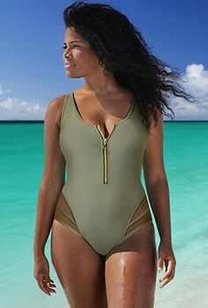 8d3ac67075 Plus Size Swimwear, Swimsuits For Big Bust, Swimsuits For Curves, Curvy  Swimwear,