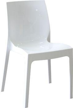 Cadeira Femme Branca  Por: R$ 278,88