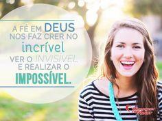 O amor de Deus está em todos os lugares, e principalmente em suas palavras. Ore pelos seus amigos e familiares, pois a fé nunca pode faltar, assim como o amor.