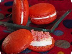 Macarons Fluff et Sucre pétillant